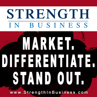 Strength In Business Podcast With Krisz Rokk