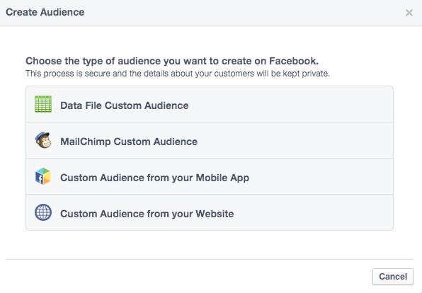 Facebook Marketing Tips - Website Custom Audiences