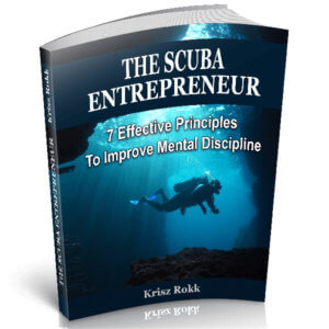 StrengthInBusiness Scuba Entrepreneur by Krisz Rokk