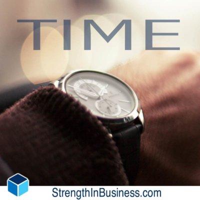 StrengthInBusiness Time