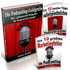 Podcasting-Komplettset - StrengthInBusiness