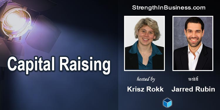 StrengthInBusiness Podcast Krisz Rokk and Jarred Rubin