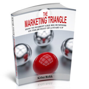 StrengthInBusiness Marketing Triangle by Krisz Rokk